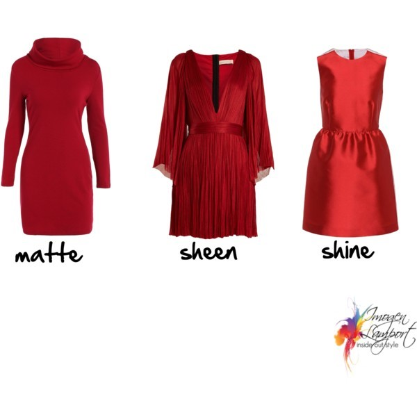 Matte - Sheen or Shine - which kinds of fabrics suit you best?