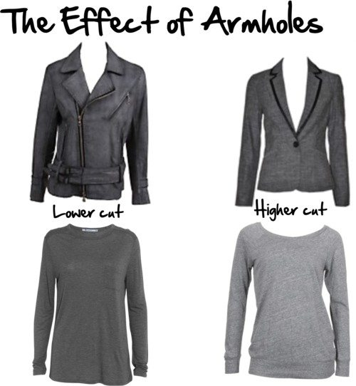 Why Armholes Matter