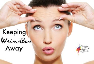 keeping wrinkles at bay