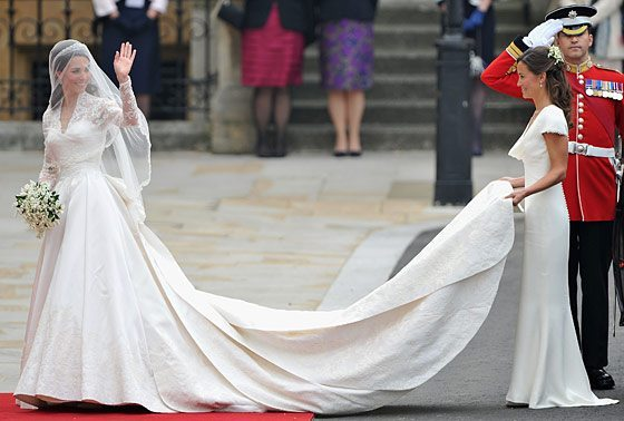 The Dress Most Copied – Royal Wedding