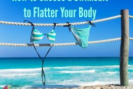 how to choose a swimsuit to flatter your body shape