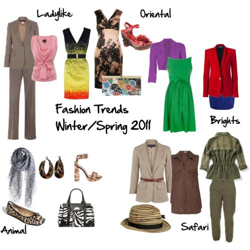 Fashion Trends Winter/Spring 2011