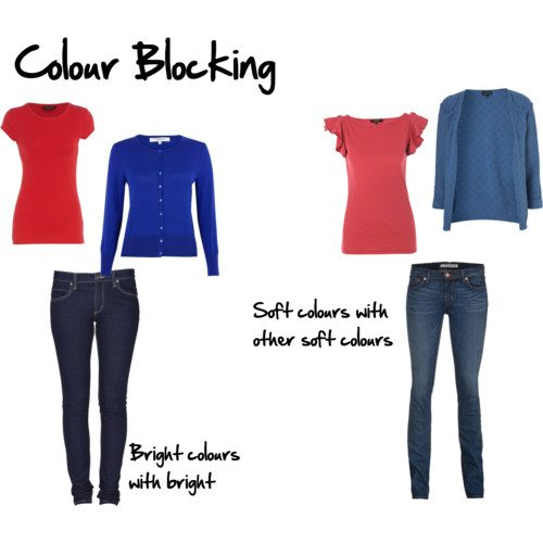 Fashion Trends 2011 – Colour Blocking
