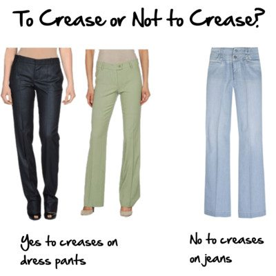 To Crease or Not to Crease