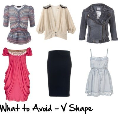 What to Avoid - H shape