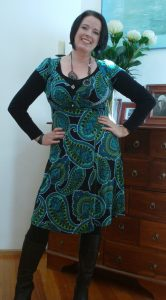 Review and Giveaway: Karina Dress – Gala