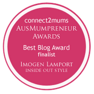 finalist best blog award