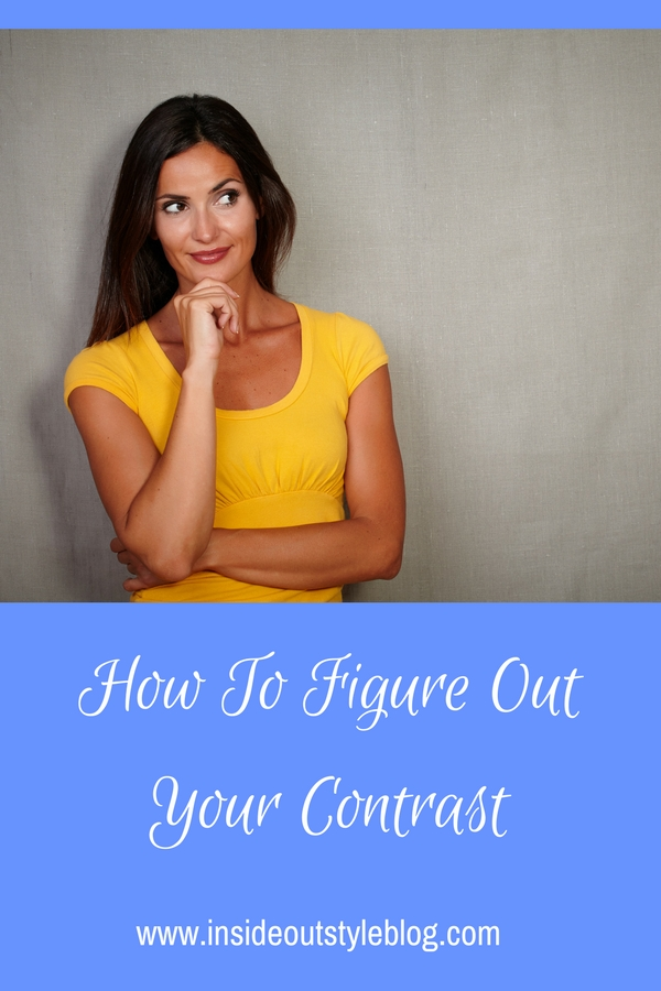 How To Figure Out Your Contrast