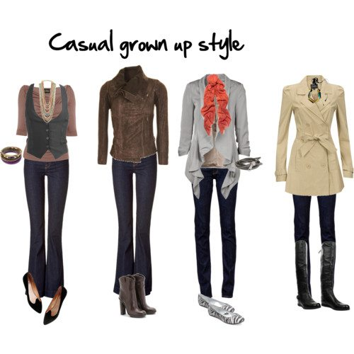 Dressing Your Age When You Naturally Look Young Inside Out Style