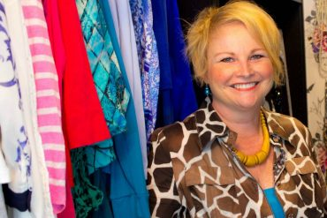 Jill Chivers of Shop Your Wardrobe