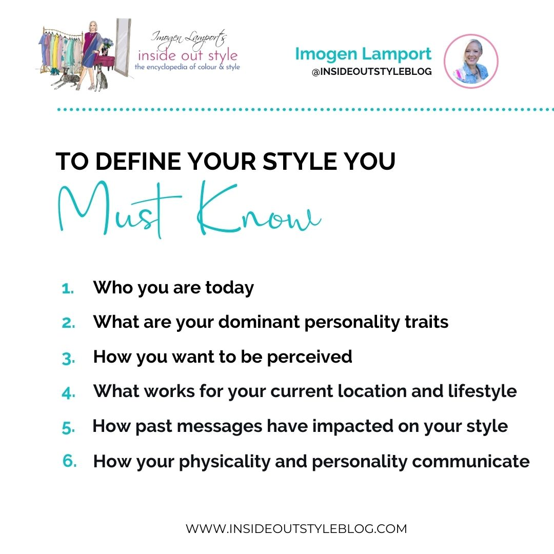 To Define Your Style You Must Know these things