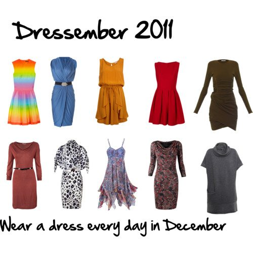Join Me For Dressember and Make Another Woman's Life Better