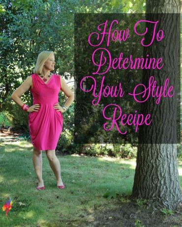 how to determine your style recipe