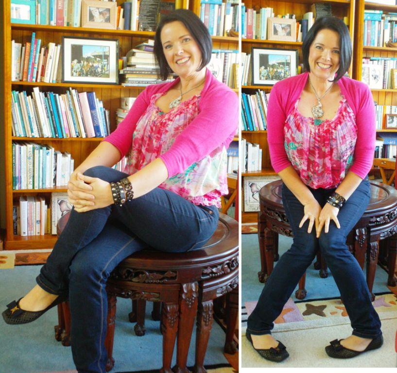 Inside Imogen's Wardrobe – Jeans casual