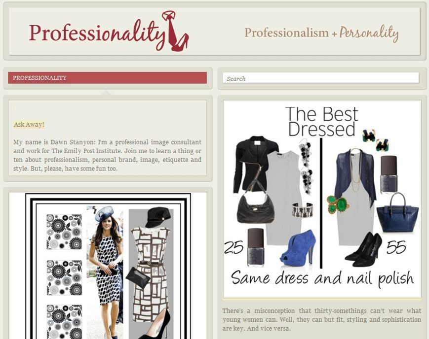 Professionality – A Blog Worth Checking Out