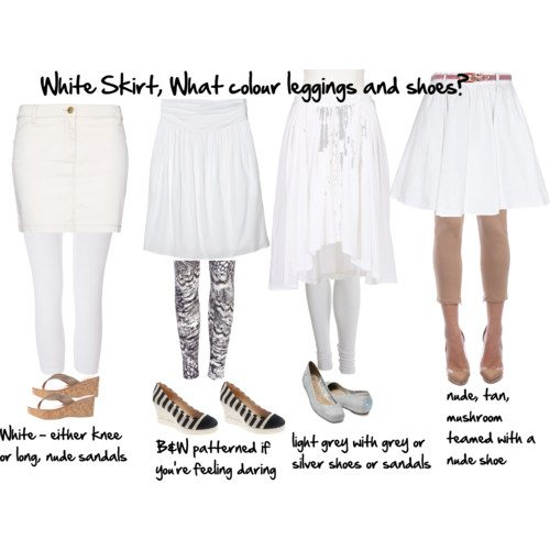 How to Choose Leggings and Shoes