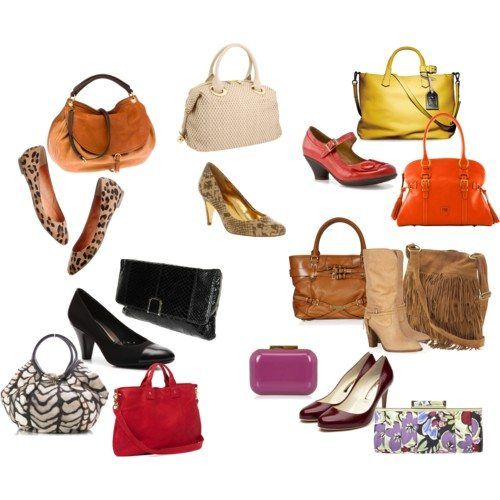 Matching Bags and Shoes –  Rules?  Break Them!