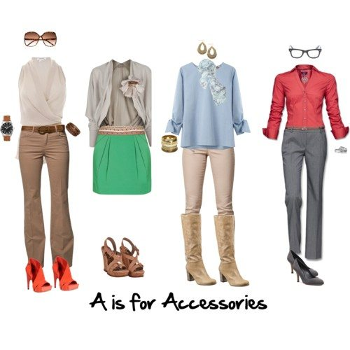 A is for Accessories
