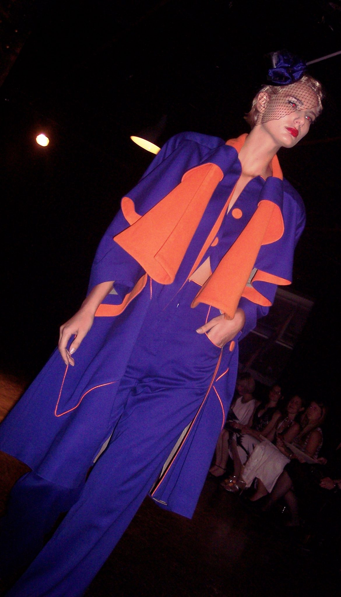 Some colour at the House of CQ Fashion Show