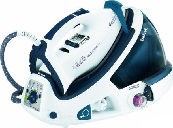 Road Testing the Tefal Steam Iron Pro Express