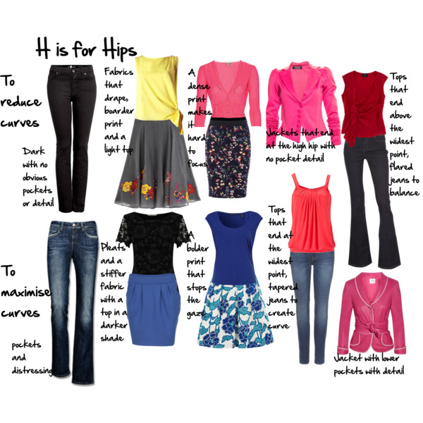 H is for Hips - Imogen Lamport's A-Z of Style - How to flatter your hips and thighs