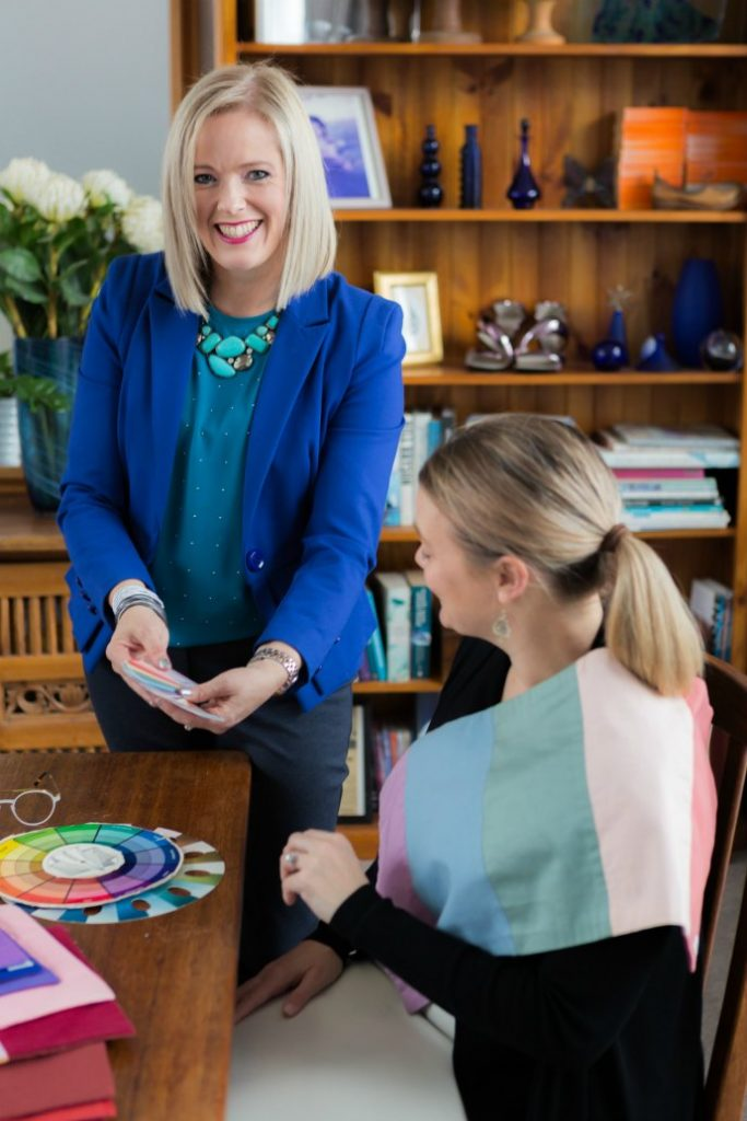 Become a colour and image consultant, personal stylist, personal shopper with the Academy of Professional Image and trained by Imogen Lamport, world-leading image consultant - online and classroom training courses in Melbourne available