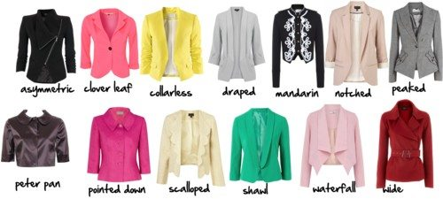 collar glossary
