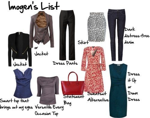 wardrobe basics every woman should have 2