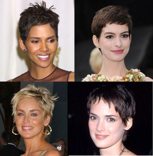 Who Suit Who Suits a Pixie Haircut