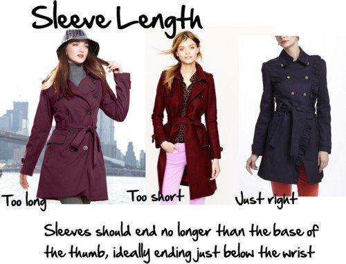 How Long Should Jacket Sleeve Lengths Be?