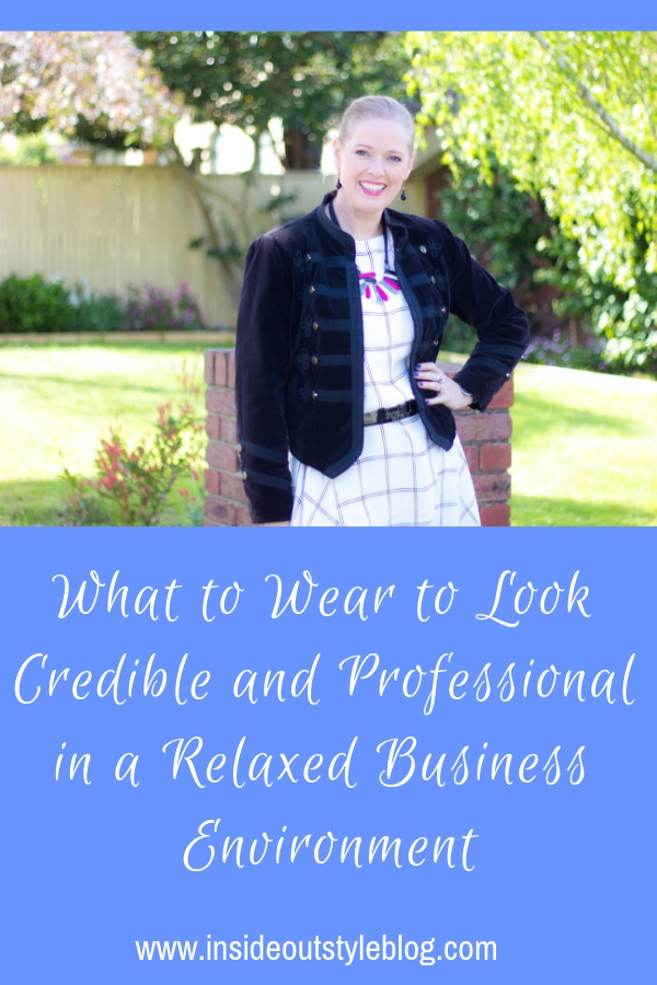 What to Wear to Look Credible and Professional in a Relaxed Business Environment