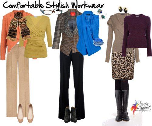 Professional Comfortable Businesswear