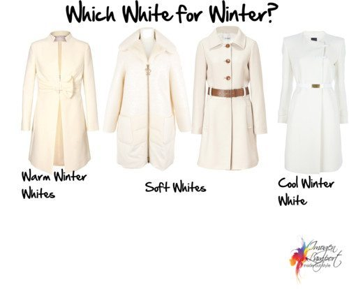 Which White for Winter