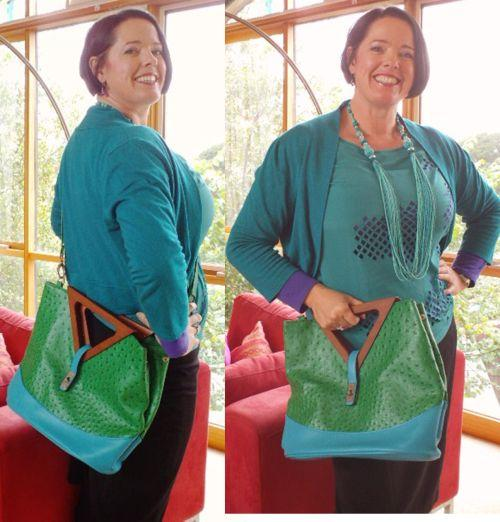 How to Wear the Shoulder Straps on Handbags