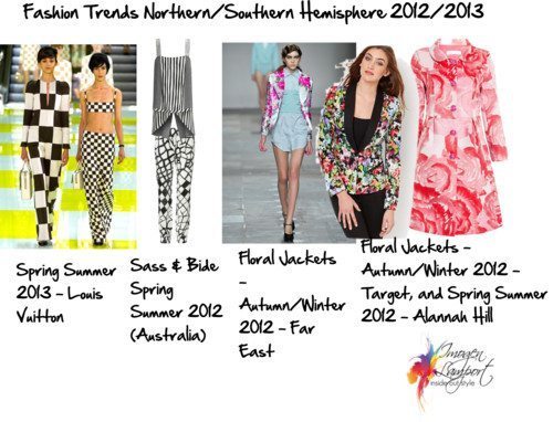 Fashion Trends In the Northern and Southern Hemispheres