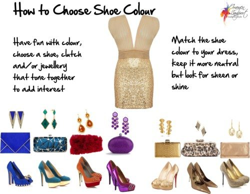 How to Choose the Colour of Your Shoes