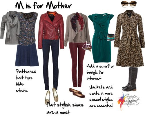 M is for Mothers