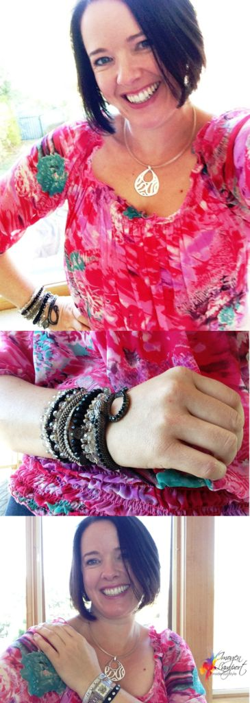 Arm Candy with Bangles and Bracelets