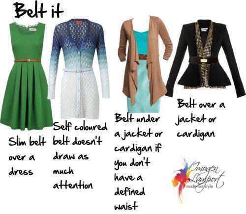 Belt it