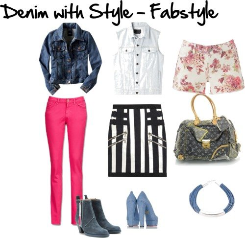 Denim with Style - Fabstyle