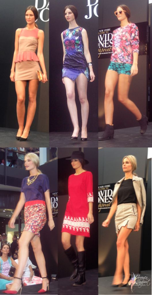 Short short skirts - Autumn/Winter 2013
