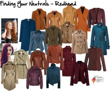 Finding Your Neutrals - Redhead