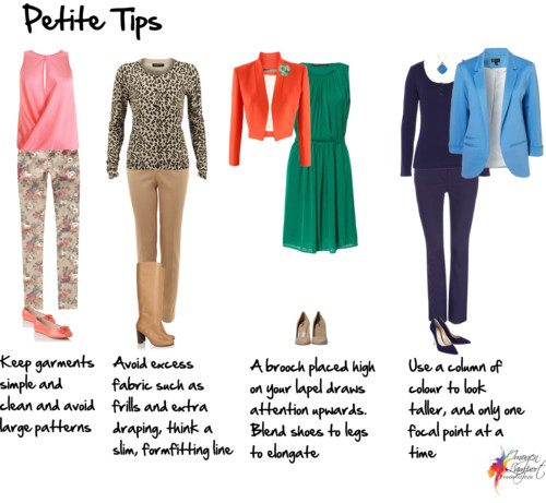 Top 5 Tips For Petite Dressing