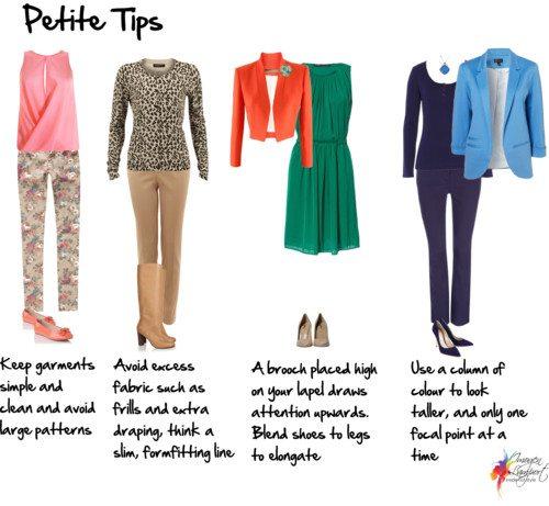 Top 5 tips for petite dressing - Tips dressing ...
