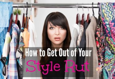 how to get out of the mommy style rut