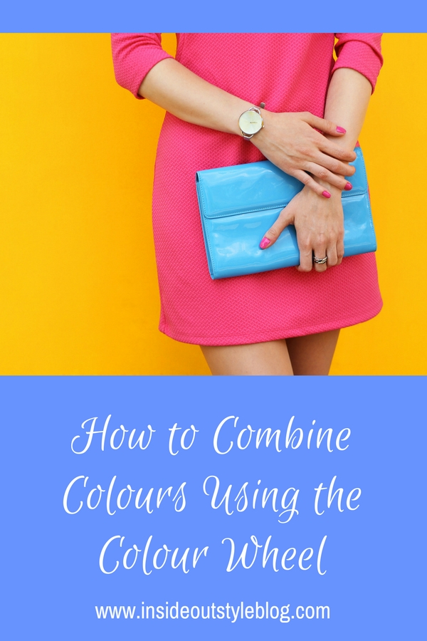 Combine Colours using the colour wheel