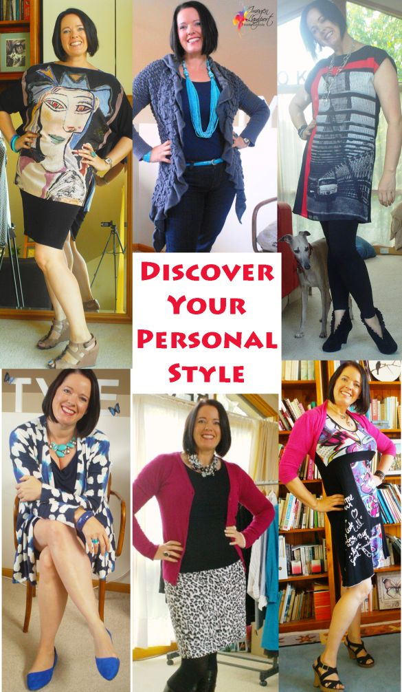 Asking the Question to Find Your Personal Style Statement