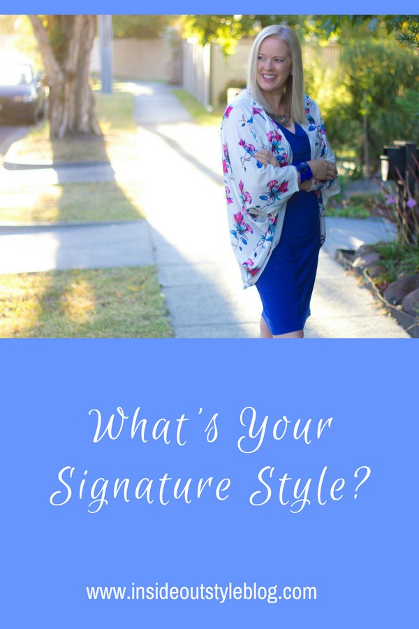 What's Your Signature Style?