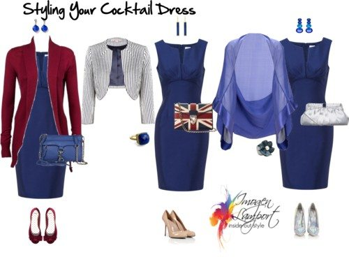 Styling Your Cocktail Dress