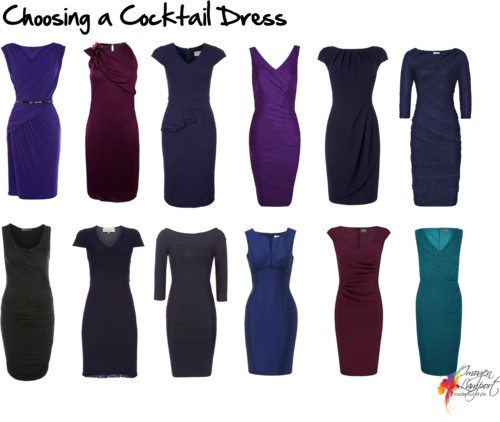 Choosing a Cocktail Dress